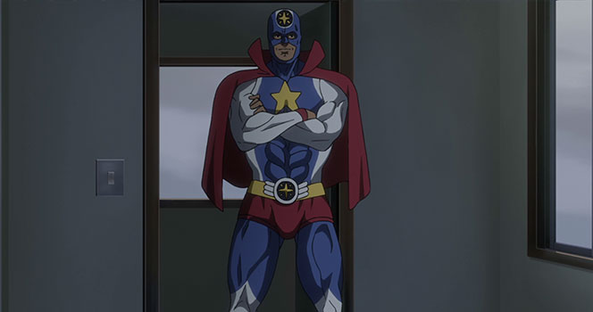 Samurai Flamenco Episode 17