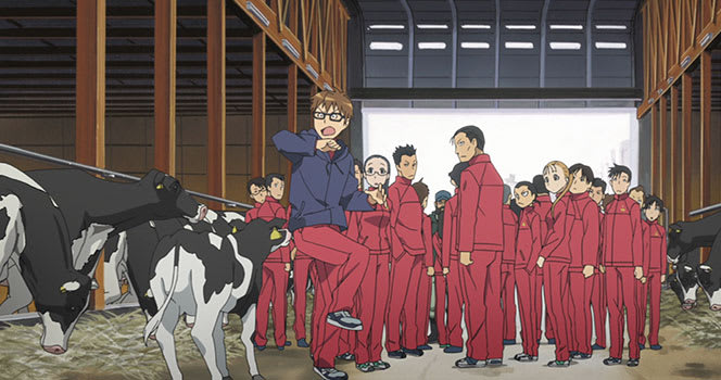 Silver Spoon Episode 1