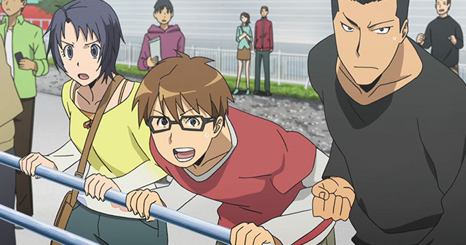 Silver Spoon Episode 3