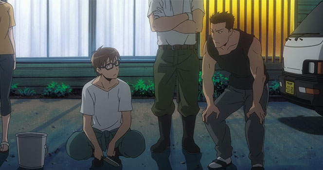 Silver Spoon Episode 6