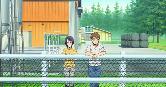 Silver Spoon Episode 11