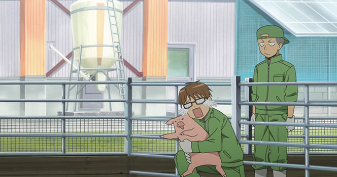 Silver Spoon Episode 19