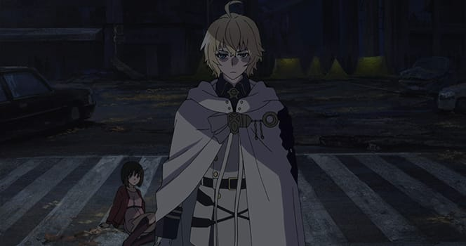 Seraph of the end Episode 4