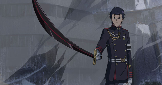 Seraph of the end Episode 10