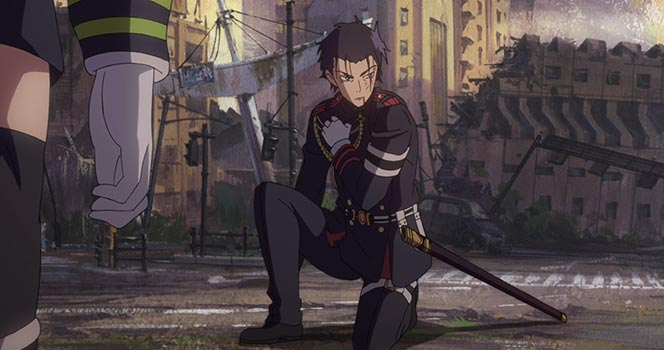 Seraph of the end Episode 11