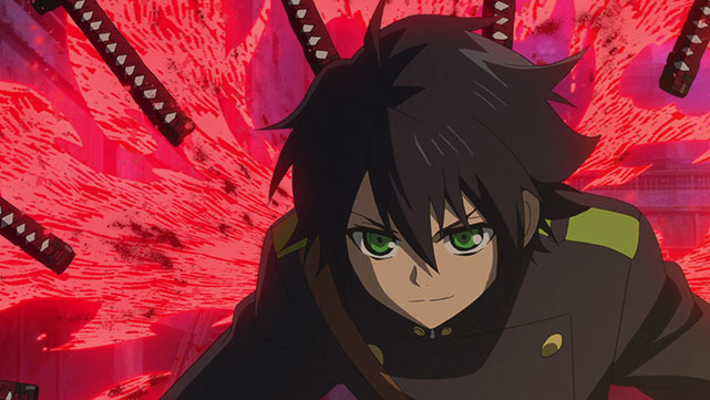 Seraph of the end Episode 14