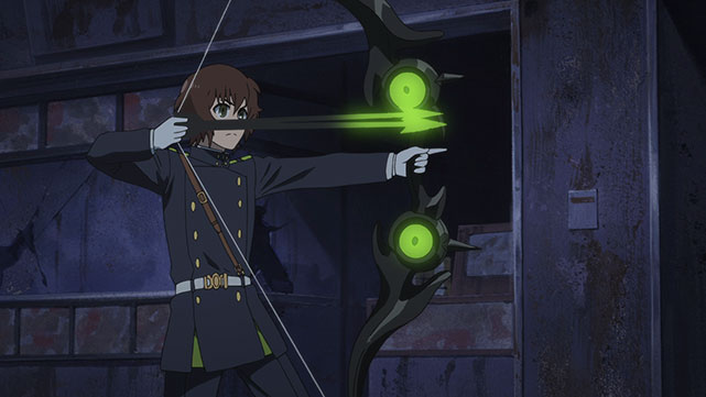 Seraph of the end Episode 16