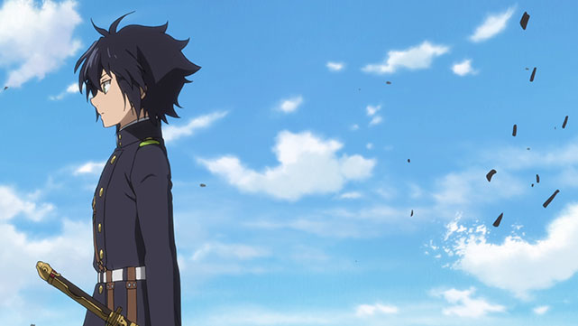 Seraph of the end Episode 17