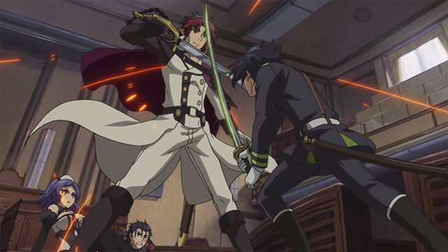 Seraph of the end Episode 21
