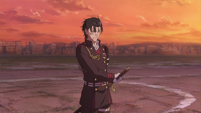 Seraph of the end Episode 24