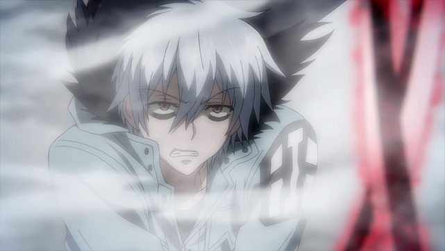 SERVAMP Episode 12