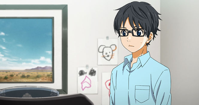 Your Lie in April Episode 16
