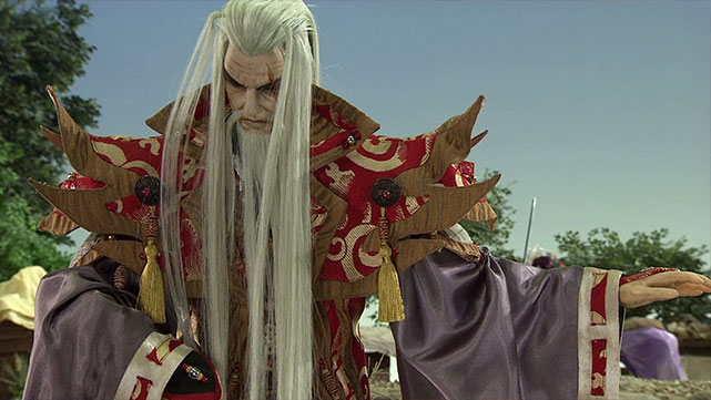 Thunderbolt Fantasy Sword Seekers Episode 04