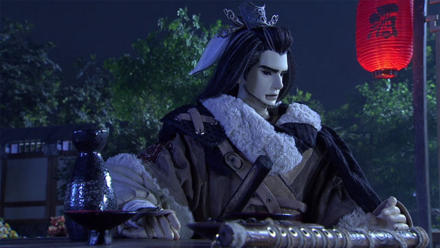 Thunderbolt Fantasy Sword Seekers Episode 05