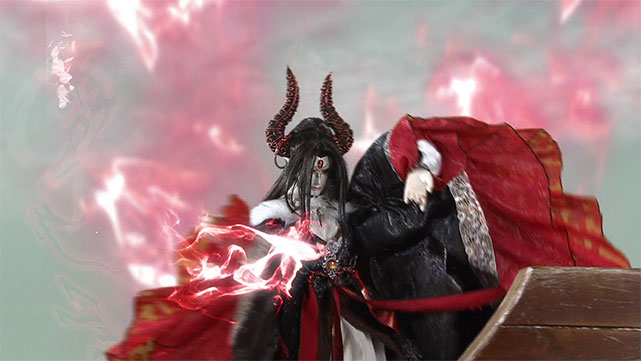 Thunderbolt Fantasy Sword Seekers Episode 06
