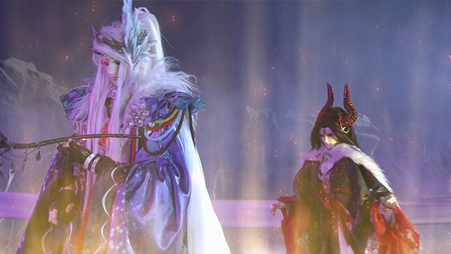 Thunderbolt Fantasy Sword Seekers Episode 07