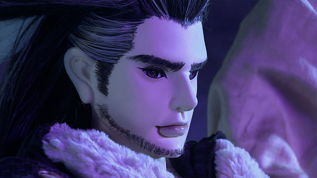 Thunderbolt Fantasy Sword Seekers Episode 08
