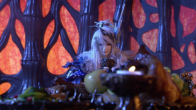 Thunderbolt Fantasy Sword Seekers Episode 09