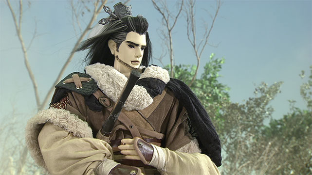 Thunderbolt Fantasy Sword Seekers Episode 11