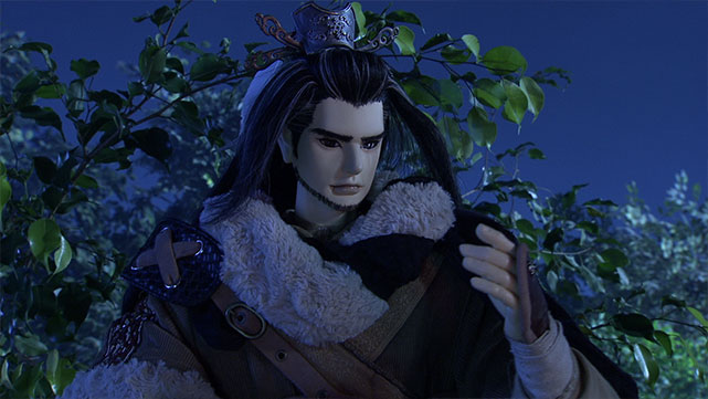 Thunderbolt Fantasy Sword Seekers Episode 12