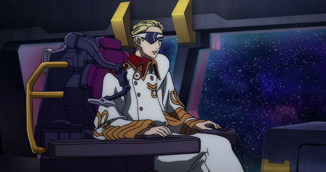 Valvrave: the liberator Episode 10