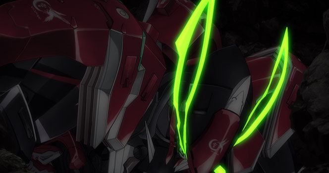 Valvrave: the liberator Episode 16