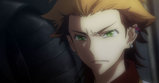 Valvrave: the liberator Episode 17