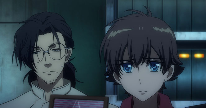 Valvrave: the liberator Episode 18