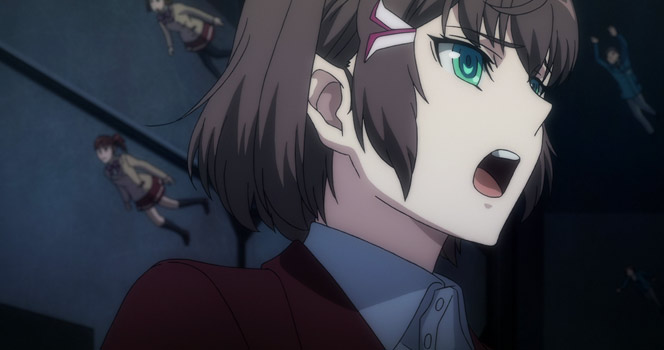 Valvrave: the liberator Episode 21