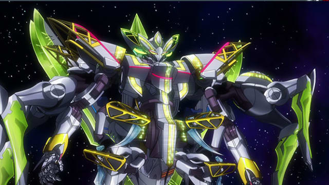 Valvrave: the liberator Episode 24