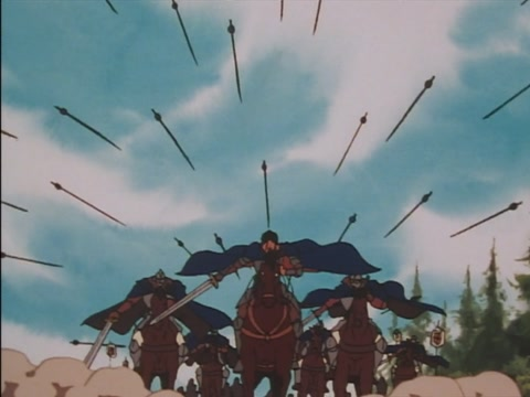 Record of Lodoss War: Chronicles of the Heroic Knight Episode 17