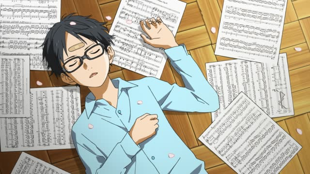 Your Lie in April (OmU./Dt.) Folge 2