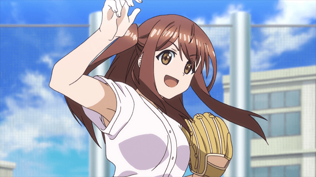 TAMAYOMI: The Baseball Girls Folge 2