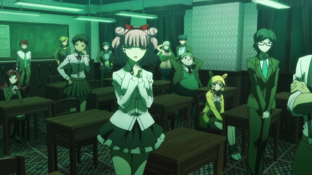 Danganronpa The Animation Episode 7