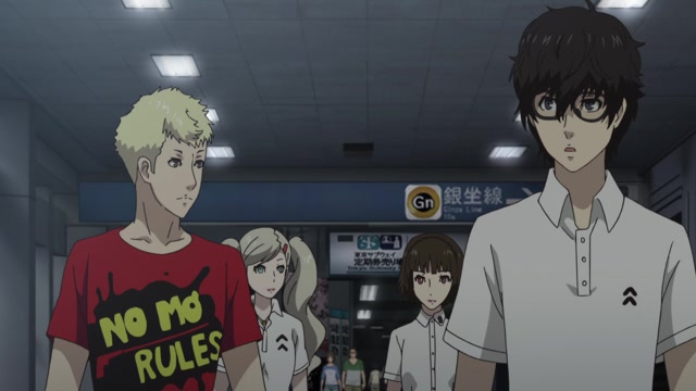 PERSONA5 the Animation Episode 19