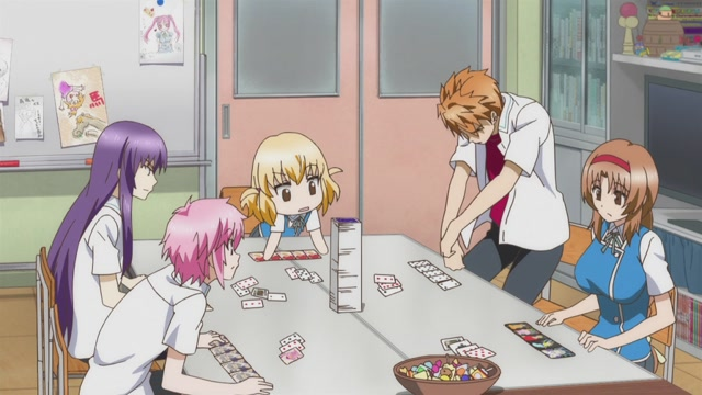 D-Frag! Episode 10