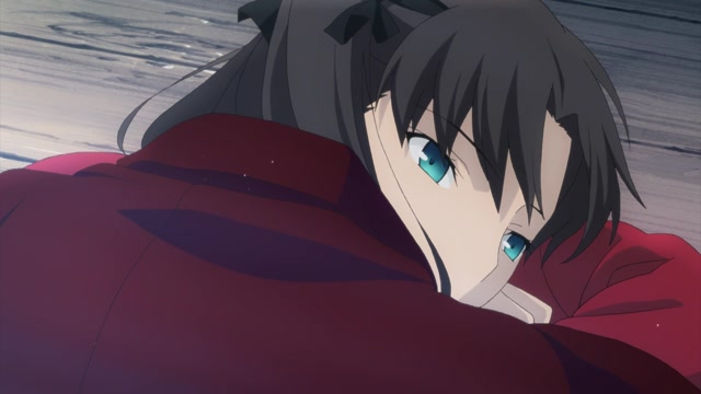 Fate/stay night: Unlimited Blade Works (OmU) Episode 13