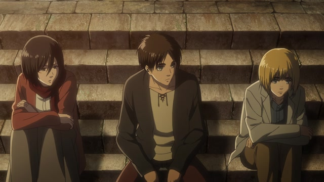 Attack on Titan (Shingeki no Kyojin) - Anime streaming in English