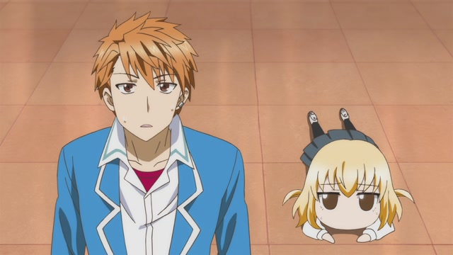 D-Frag! Episode 3
