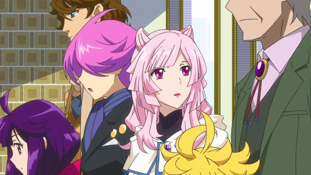 Concrete Revolutio Episode 3