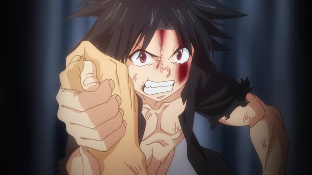 UQ HOLDER! Episode 05
