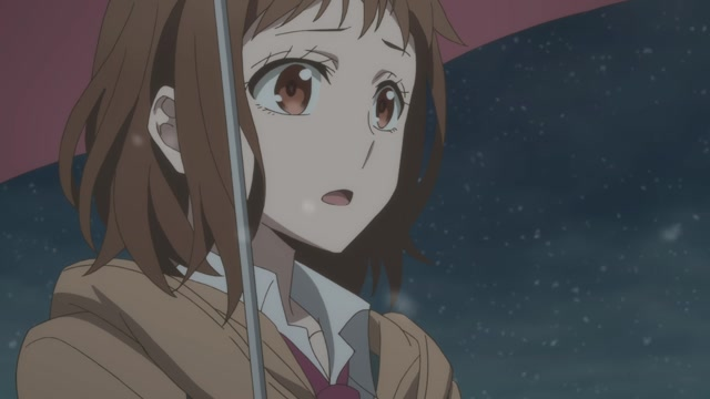 Our love has always been 10 centimeters apart. (OmU.) Folge 05