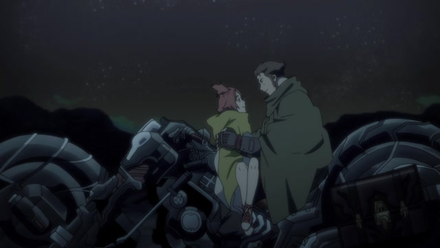 VANISHING LINE Episode 11
