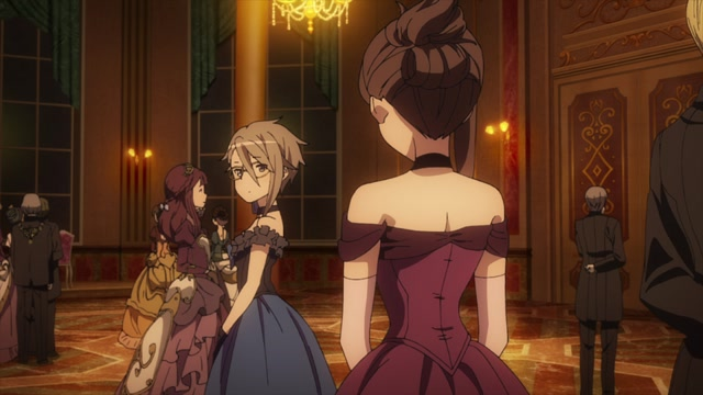 Princess Principal Episode 02