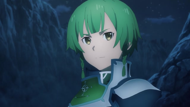 SWORD ART ONLINE -Alicization- Episode 7