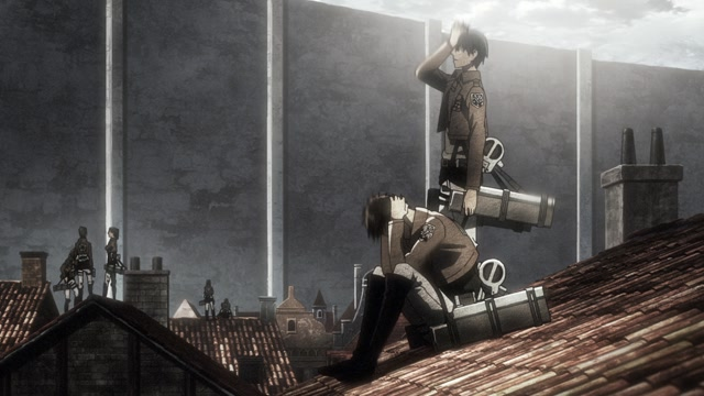 Атака титанов / Attack on Titan Серия 7