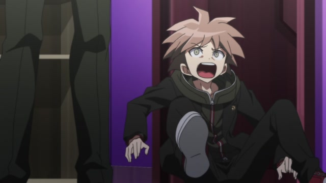 Danganronpa The Animation Episode 4