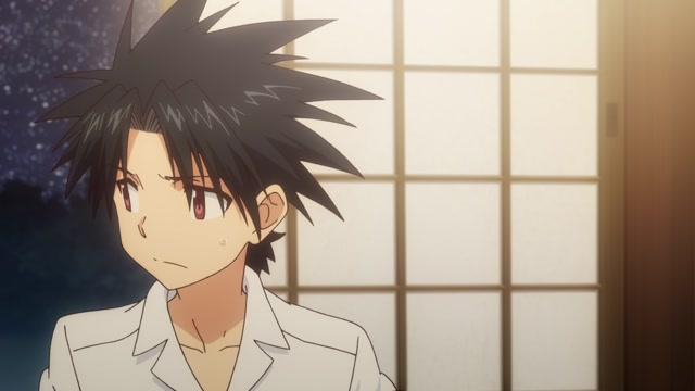 Episode 01 - Girl and Boy - Season 1 - UQ Holder with English subtitles