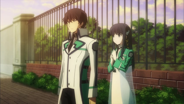 The irregular at magic high school Episode 01