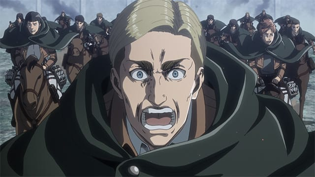 Attack on Titan Episode 16